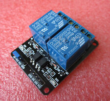 9V Two 2 Channel Relay Module With optocoupler For PIC AVR DSP ARM Arduino