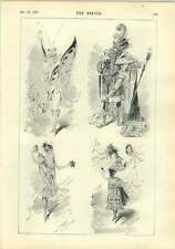 1893 Chat With Signor Edel How Pantomime Costumes Are Designed 2