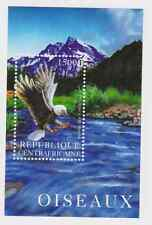 Central African Republic - Birds, 2001 - Sc 1413 S/S MNH