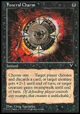 Monile Funebre - Funeral Charm MTG MAGIC Vi Visions English