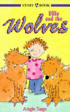 Ellie and the Wolves (Hodder story book),ACCEPTABLE Book