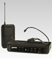 Shure BLX14/P31 Headworn Wireless System with PGA31 Headset Microphone