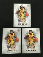 3 JAE CROWDER ROOKIES SP 2013 MARQUETTE GOLDEN EAGLES COLLEGE BASKETBALL CARDS