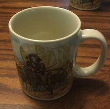 Otagiri Advantage Collection~ Wagon Train Coffee Mug