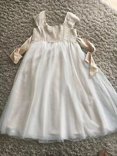 Monsoon Girls Occasional Wedding Party Prom Dress Age 10 Years