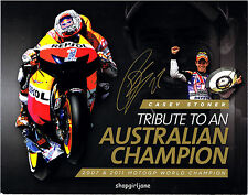 2013 Australia Casey Stoner Moto GP World Champion POP Post Office Pack