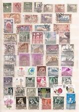 SPANIEN ( SPAIN ) - HUGE LOT OF 308 STAMPS - 6 IMAGES