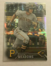 2016 Topps National Bowman Chrome Exclusive Refractor AUSTIN MEADOWS Pirates #45
