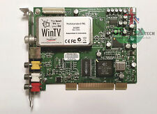 Dell 0MG299 Hauppauge WinTV PRV II 26589 PCI TV Tuner