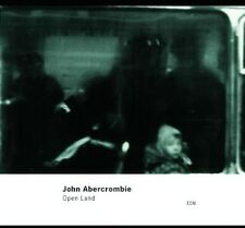 Open Land - John Abercrombie (1999, CD NEU)