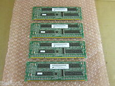 4 x Micron - Sun Micro Systems 128Mb RAM DIMM Memory Modules MT18DT8144G