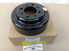 Chevrolet Silverado S10 Tahoe GMC Sierra Safari FAN & WATER PUMP PULLEY new OEM