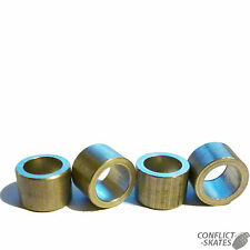 BEARING SPACERS Alloy 8mm Roller Derby Skate  Set of 8 Fit 8mm diameter axles