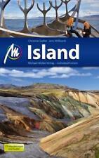 Reiseführer Island, 170 Wanderungen und Touren, Michael Müller Verlag 730 Seiten