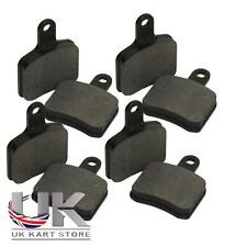 4 x TonyKart / OTK Pattern Medium Brake Pads for Current System ('04 to Current)