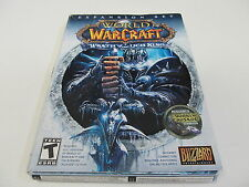 World of Warcraft: Wrath of the Lich King (Windows/Mac, 2008) - CIB Complete