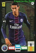 457 ANGEL DI MARI ARGENTINA PSG PARIS.SG SUPERCRACK CARD ADRENALYN 2017 PANINI