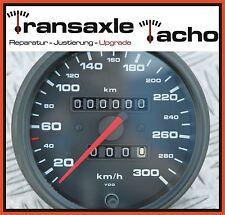Porsche 964 / 993 Reparatur Tacho KM Zähler + Bonusleistung!