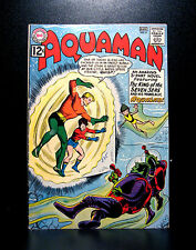 COMICS: DC: Aquaman #4 (1962) - RARE (batman/flash/superman/justice league)