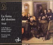 Verdi: La forza del destino 2002 by Giuseppe Verdi; Georg Solti; David Kelly; Fo