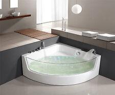 Design Whirlpool Badewanne Whirlwanne Eckbadewanne Wanne Jacuzzi SPA LXW-1531