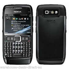 Nokia E71 Black Unlocked Australian Supplier 12 Mths Warranty FAST SHIPPING