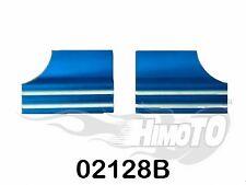 02128B Supporti motore blue in ergal Himoto