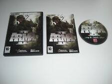 Arma 2 II PC DVD ROM Rápido Post
