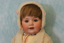 "17"" JDK 247 Hilda's Sister Antique Character Doll BY KESTNER c1910 Just Darling"