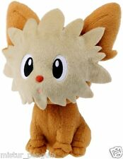 "Pokemon GO LILLIPUP 8"" Plush Doll Toy Plushie N26 BW NWT Takara Tomy Art"