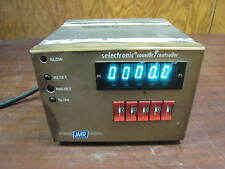 JMR Electronics Selectronic Counter / Controller Working Used #1