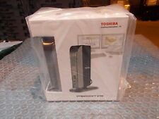 Toshiba Dynadock V10 Port Replicator RJ45 DVI USB Audio PA3778E-1PRP
