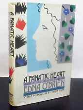 1st/1st A FANATIC HEART - Selected Stories of EDNA O'BRIEN HCDJ