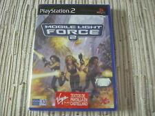 MOBILE LIGHT FORCE 2 PLAYSTATION 2 PS 2 NUEVO Y PRECINTADO