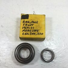 MERCURY SNOWMOBILE 1969-1971 200, 220 ,250 FRONT AXLE BEARING BRAND AETNA