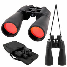 Professional 20-180X100 Binoculars Portable Outdoor Day/Night Mega Super Zoom UK