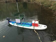 FULL KIT WITH   STEERING WHEEL WITH ALL THE PARTS FOR  SUP-STAND UP PADDLE BOARD