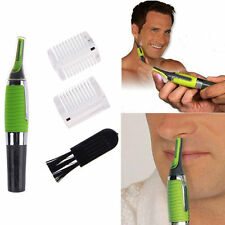 Micro Touch Max Nose Ear Neck Eyebrow Hair Trimmer Remover Cleaner Shaver CE1