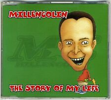 Millencolin - The Story Of My Life CD SINGLE Satanic Surfers No Fun At All