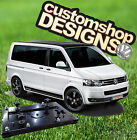 VW T5 Transporter Camper Van Double Seat Swivel Base (RHD UK Model)