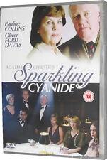 Agatha Christie Sparkling Cyanide British TV Pauline Collins DVD New