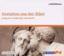 Radiowissen-Religion - Gestalten aus der Bibel