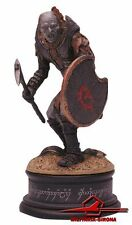 ORC AXEMAN. Black Pawn. LORD OF THE RINGS CHESS. EAGLEMOSS FIG. W/BOX