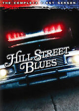 Hill Street Blues - Season 1 (DVD, 2006, 3-Disc Set, Full Frame Thinpak Copy Pro