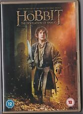 HOBBIT 2 THE DESOLATION OF SMAUG DVD