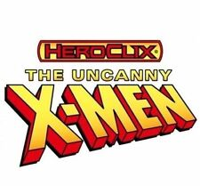 Heroclix Uncanny X-Men CUR Style 14 Figure Common Set Lot 001-006, 009-016