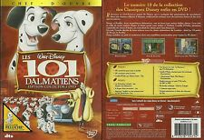 RARE / WALT DISNEY : LES 101 DALMATIENS / EDITION 2 DVD NEUF EMBALLE NEW SEALED