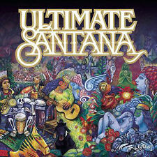 ULTIMATE SANTANA 2007 CD - SEALED - STEVEN TYLER, TINA TURNER & MORE