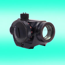 Micro RED DOT SIGHT Rifle Scope USE Solo or with T1 Riser/Magnifier
