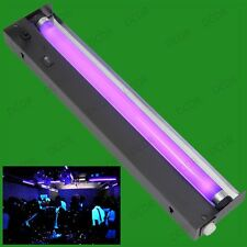 20W UV Ultraviolet Blacklight Strip Light & 60cm Tube Holder, DJ Disco Halloween